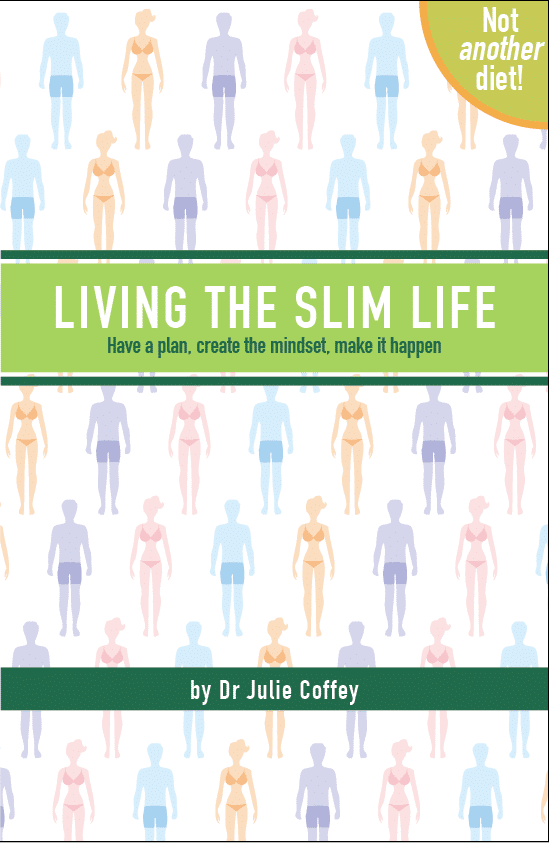 Living the Slim life cover