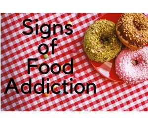signs of food addiction