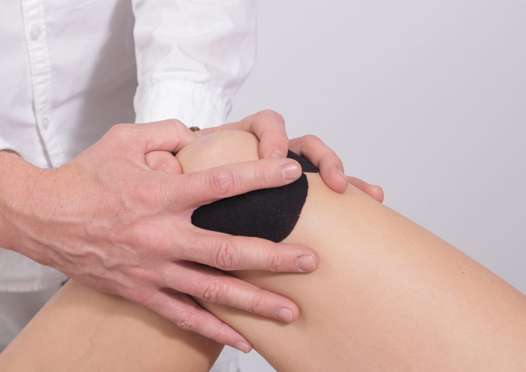 aching knees