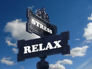 what helps stress